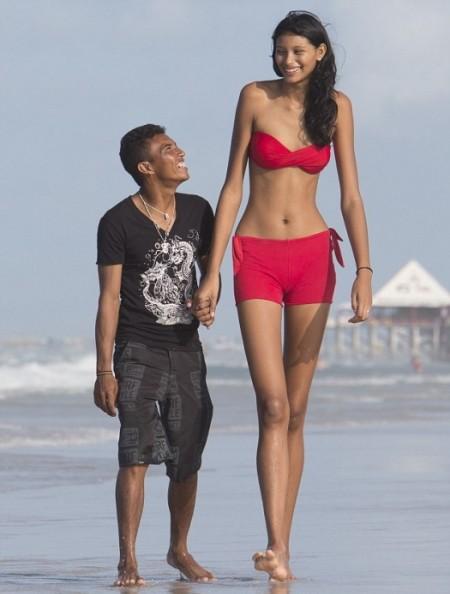 身長差があるカップルはうまくいく、意外な7つの理由