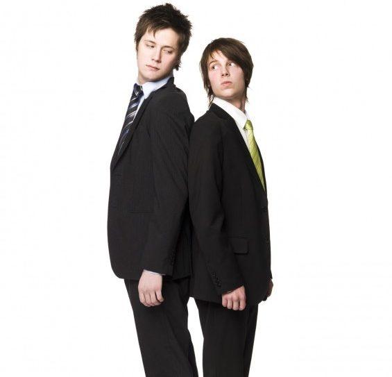 背が低い男の洋服選び、見違える程格好良くなる7つのコツ
