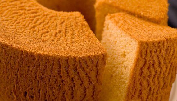 シフォンケーキは以外とカロリーが低い7つの理由