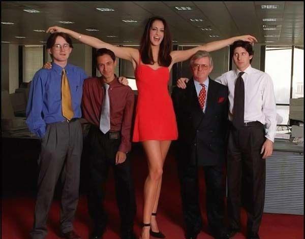身長差のあるカップルが喧嘩をしがちな7つの理由