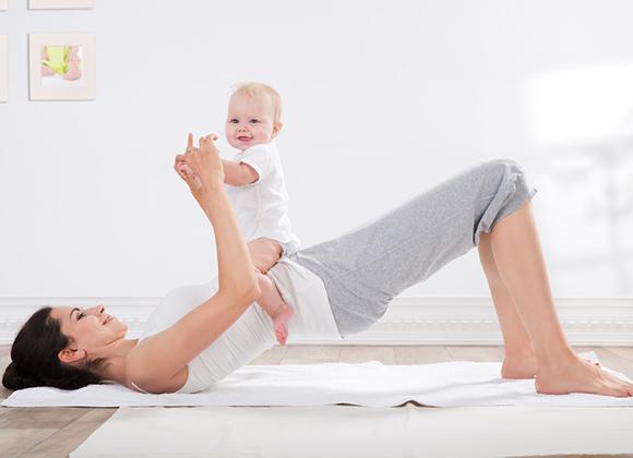 失敗しない産後ダイエット方法はこれ!7つの術を大公開☆