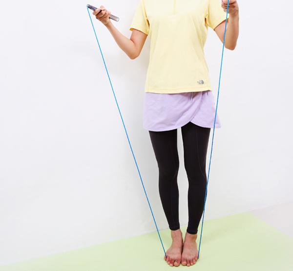 ダイエットには縄跳びが最適!その理由と運動のコツ