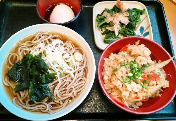富士そばのカロリーを把握!ダイエット中にお勧めの7品