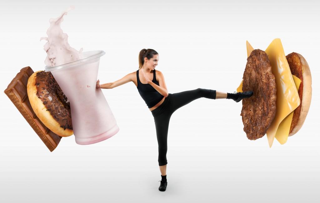 お腹の皮下脂肪を落とす、効果バツグンのダイエット法