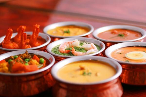 インドカレーを食べる時にカロリーを抑える7つの方法