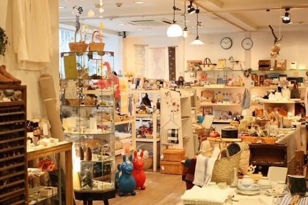 かわいい雑貨屋さんをめぐりたい!東京のおススメ7店舗