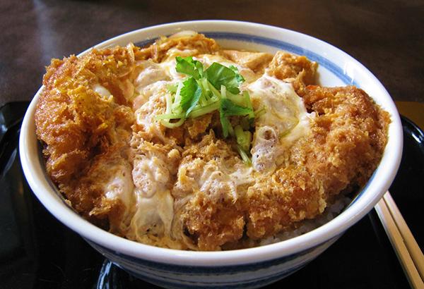 カツ丼のカロリーを上手にオフ☆美味しく食べてダイエット