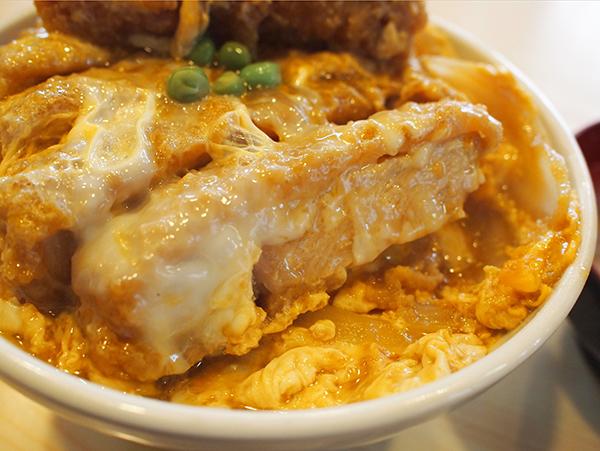 カツ丼のカロリーに注意!昼食を見直して痩せる3つの手段