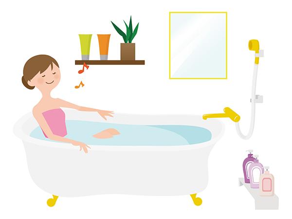 太ももダイエットするならお風呂で手軽に!4つのやり方