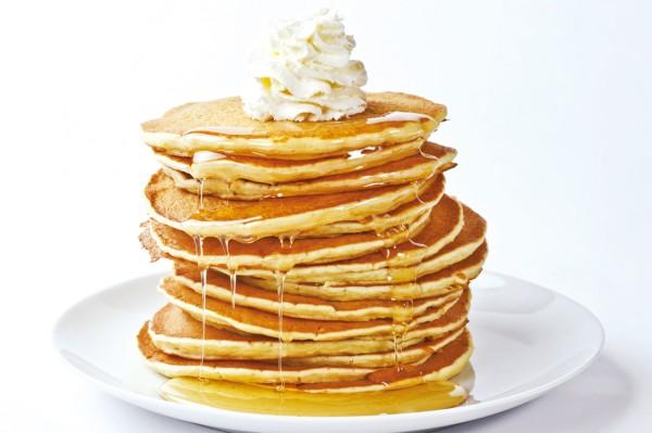 パンケーキを低カロリーにする5つのレシピ