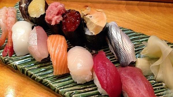 お寿司のカロリーとダイエット中の上手な食べ方