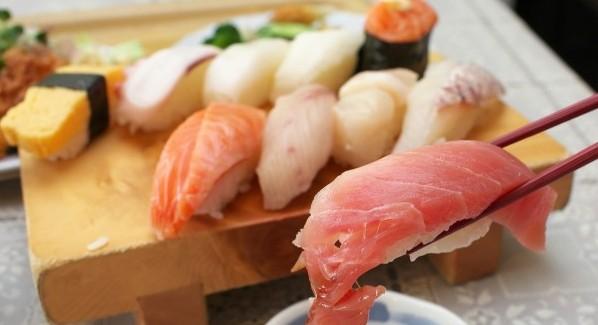 お寿司のカロリー☆低いものから高いものまで徹底比較!