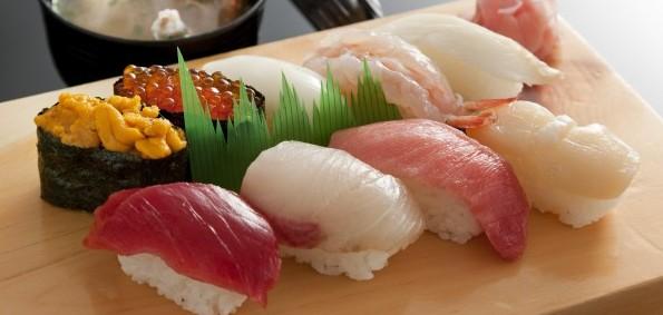 寿司のカロリーはどのくらい?気を付けるべきネタの種類