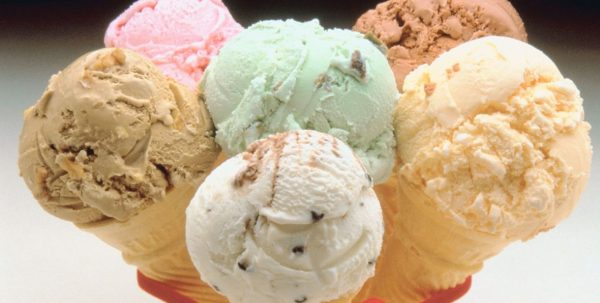 アイスのカロリーを知ってダイエットに取り入れるコツ