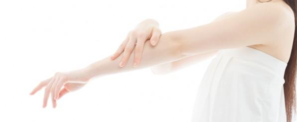 二の腕のブツブツが気になったら見直したい生活習慣