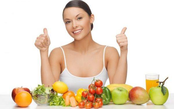低カロリー食品を摂取してダイエット
